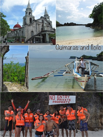 April 16-18: Guimaras and Iloilo City