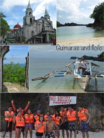 April 16-18: Guimaras and Iloilo City