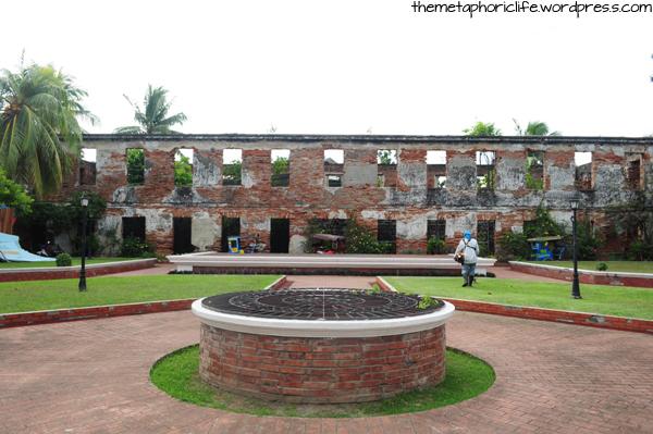 The original structure