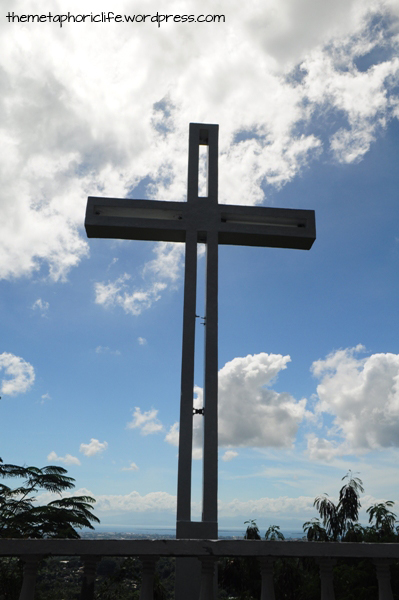 The Mt. Abong-Abong Cross
