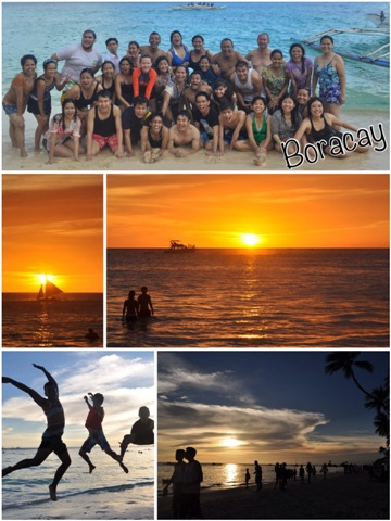 April 13-15: Boracay