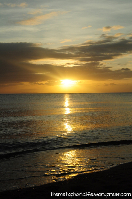 Dancalan sunset