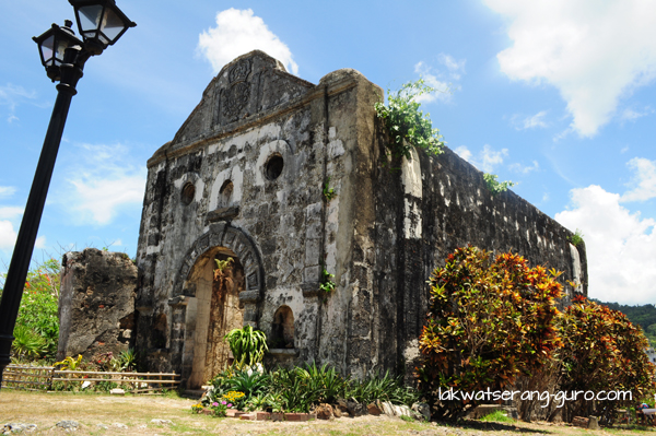The Chapel at the Taytay Fort