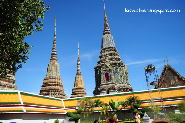 Around Wat Pho
