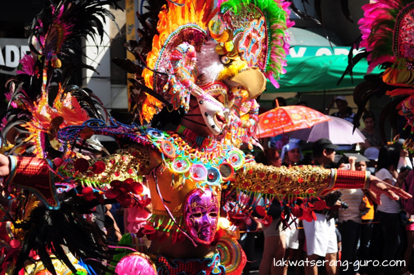 Brgy. 16, winner of the MassKara Festival Streetdance - Barangay Competition