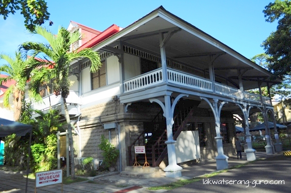 The Anthropology Museum of Silliman University