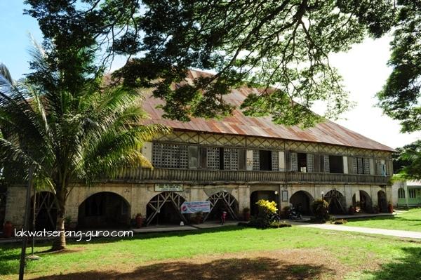 The Lazi convent