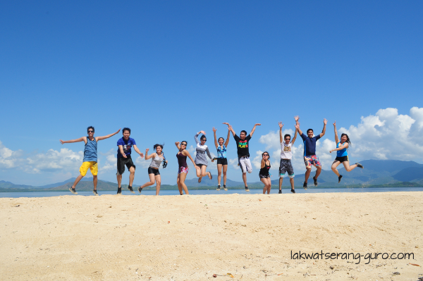 Starfish Island, Honda Bay, Palawan