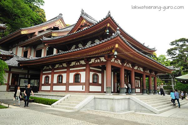Kannon-dō in Hase-dera