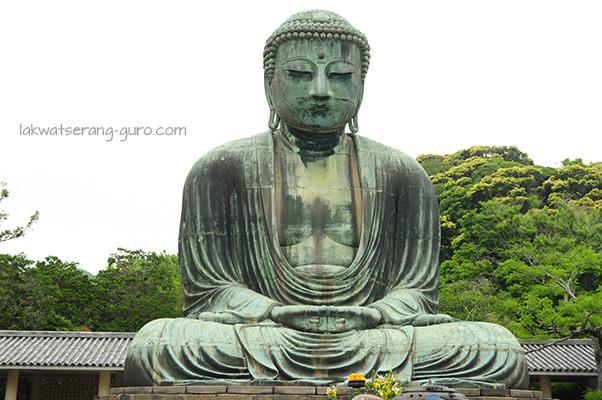 The Kamakura Daibutsu