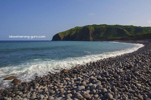 Valugan Boulder Beach, Basco, Batanes