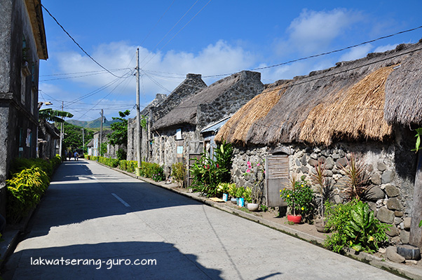 Stone Houses of Savidug, Sabtang, Batanes