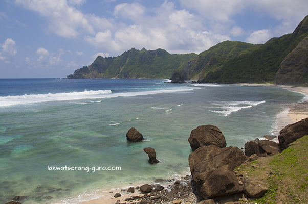 Coast of Sabtang Island