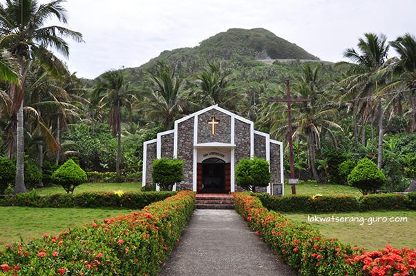 San Lorenzo Ruiz chapel in Brgy. Imnajbu, Uyugan, Batanes